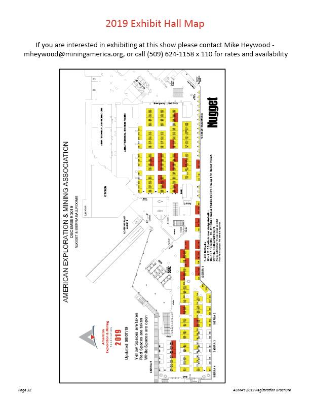 1300 E 223rd Street No 409 Carson California Map.2019 Aema Annual Meeting American Exploration Mining Association